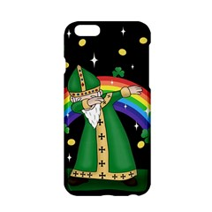 St  Patrick  Dabbing Apple Iphone 6/6s Hardshell Case by Valentinaart