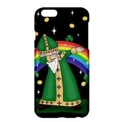 St  Patrick  Dabbing Apple Iphone 6 Plus/6s Plus Hardshell Case by Valentinaart