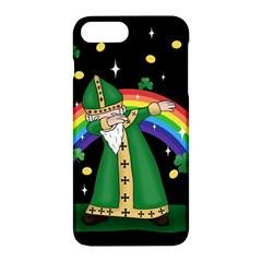 St  Patrick  Dabbing Apple Iphone 7 Plus Hardshell Case by Valentinaart