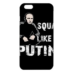 Squat Like Putin Iphone 6 Plus/6s Plus Tpu Case by Valentinaart