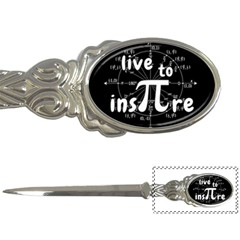 Pi Day Letter Openers by Valentinaart