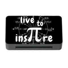Pi Day Memory Card Reader With Cf by Valentinaart