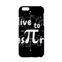 Pi Day Apple Iphone 6/6s Hardshell Case by Valentinaart