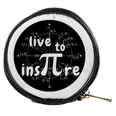 Pi Day Mini Makeup Bags by Valentinaart