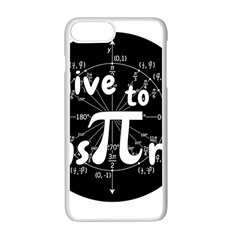Pi Day Apple Iphone 7 Plus Seamless Case (white)