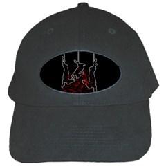 Stop Animal Testing   Rabbits  Black Cap by Valentinaart