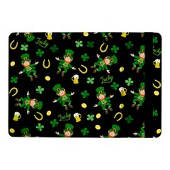 St Patricks Day Pattern Samsung Galaxy Tab Pro 10 1  Flip Case by Valentinaart