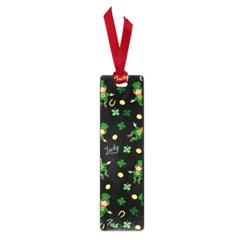 St Patricks Day Pattern Small Book Marks by Valentinaart
