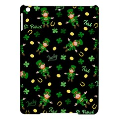 St Patricks Day Pattern Ipad Air Hardshell Cases by Valentinaart