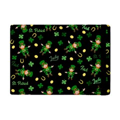 St Patricks Day Pattern Ipad Mini 2 Flip Cases by Valentinaart