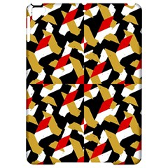 Colorful Abstract Pattern Apple Ipad Pro 9 7   Hardshell Case