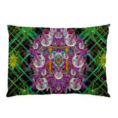 The Most Beautiful Planet Is Earth On The Sky Pillow Case (two Sides) by pepitasart