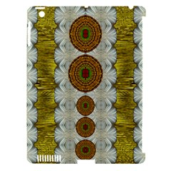 Spring In Mind And Flowers In Soul Be Happy Apple Ipad 3/4 Hardshell Case (compatible With Smart Cover) by pepitasart