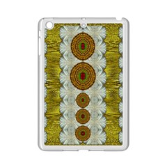 Spring In Mind And Flowers In Soul Be Happy Ipad Mini 2 Enamel Coated Cases by pepitasart