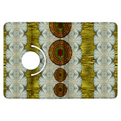 Spring In Mind And Flowers In Soul Be Happy Kindle Fire Hdx Flip 360 Case by pepitasart