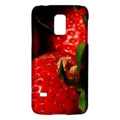 Red Strawberries Galaxy S5 Mini by snowwhitegirl