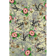 Angel Floral 5 5  X 8 5  Notebooks by snowwhitegirl
