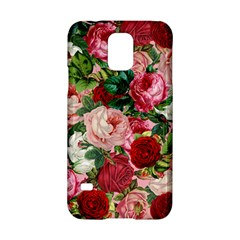 Rose Bushes Samsung Galaxy S5 Hardshell Case