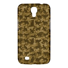 Operation Desert Cat Camouflage Catmouflage Samsung Galaxy Mega 6 3  I9200 Hardshell Case by PodArtist