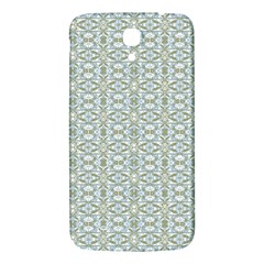 Vintage Ornate Pattern Samsung Galaxy Mega I9200 Hardshell Back Case by dflcprints