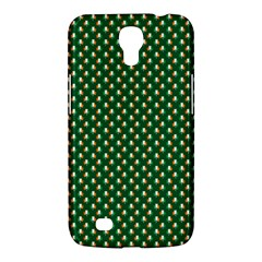 Irish Flag Green White Orange On Green St  Patrick s Day Ireland Samsung Galaxy Mega 6 3  I9200 Hardshell Case by PodArtist
