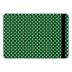 Irish Flag Green White Orange On Green St  Patrick s Day Ireland Apple Ipad Pro 10 5   Flip Case by PodArtist