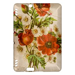 Poppy 2507631 960 720 Kindle Fire Hdx Hardshell Case by vintage2030