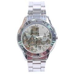 Santa Claus 1845749 1920 Stainless Steel Analogue Watch by vintage2030