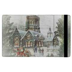Santa Claus 1845749 1920 Apple Ipad 3/4 Flip Case by vintage2030