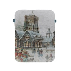 Santa Claus 1845749 1920 Apple Ipad 2/3/4 Protective Soft Cases by vintage2030