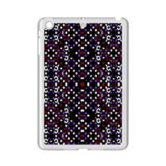 Futuristic Geometric Pattern Ipad Mini 2 Enamel Coated Cases by dflcprints