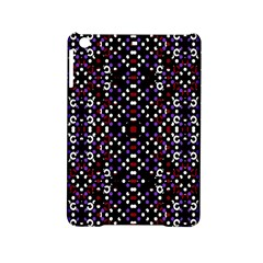 Futuristic Geometric Pattern Ipad Mini 2 Hardshell Cases by dflcprints