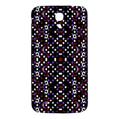 Futuristic Geometric Pattern Samsung Galaxy Mega I9200 Hardshell Back Case by dflcprints