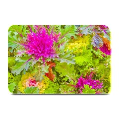 Colored Plants Photo Plate Mats by dflcprints