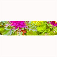 Colored Plants Photo Large Bar Mats by dflcprints