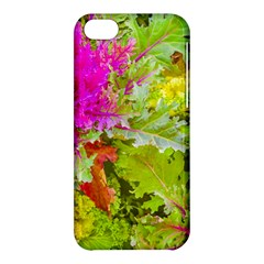 Colored Plants Photo Apple Iphone 5c Hardshell Case by dflcprints