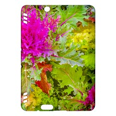 Colored Plants Photo Kindle Fire Hdx Hardshell Case by dflcprints