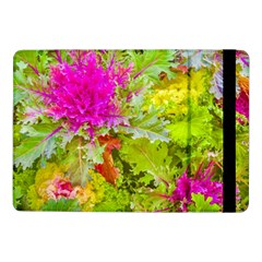 Colored Plants Photo Samsung Galaxy Tab Pro 10 1  Flip Case by dflcprints