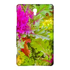 Colored Plants Photo Samsung Galaxy Tab S (8 4 ) Hardshell Case  by dflcprints
