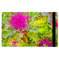 Colored Plants Photo Apple Ipad Pro 9 7   Flip Case by dflcprints