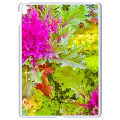 Colored Plants Photo Apple Ipad Pro 9 7   White Seamless Case by dflcprints