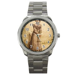 Lady 2507645 960 720 Sport Metal Watch by vintage2030