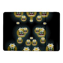 Bats In Caves In Spring Time Samsung Galaxy Tab Pro 10 1  Flip Case by pepitasart