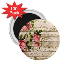 On Wood 2226067 1920 2 25  Magnets (100 Pack)  by vintage2030