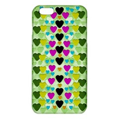 Summer Time In Lovely Hearts Iphone 6 Plus/6s Plus Tpu Case by pepitasart