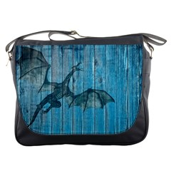 Dragon 2523420 1920 Messenger Bags by vintage2030