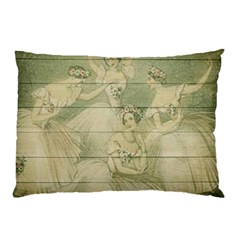 Ballet 2523406 1920 Pillow Case (two Sides) by vintage2030