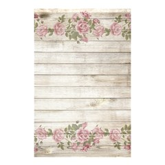 On Wood 2188537 1920 Shower Curtain 48  X 72  (small)  by vintage2030