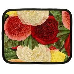 Flowers 1776429 1920 Netbook Case (xxl)  by vintage2030