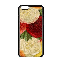 Flowers 1776429 1920 Apple Iphone 6/6s Black Enamel Case by vintage2030